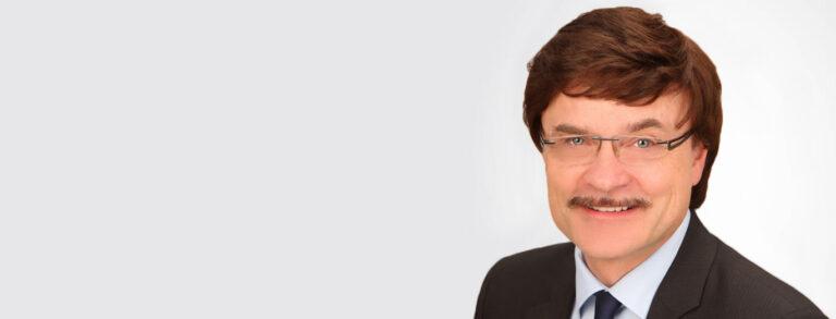 Portrait von Edward Poniewaz, Geschäftsführer der BFS Service GmbH